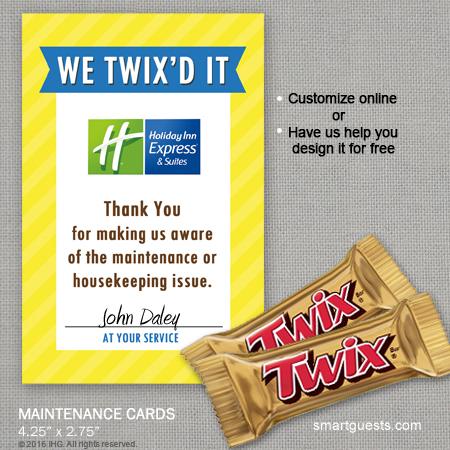 Twixd - Holiday Inn Express